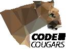 CodeCougars Logo Nonretina